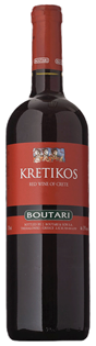 Boutari Kretikos Red 2015 750ml